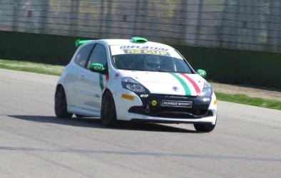 Test a Imola per il team Melatini Racing