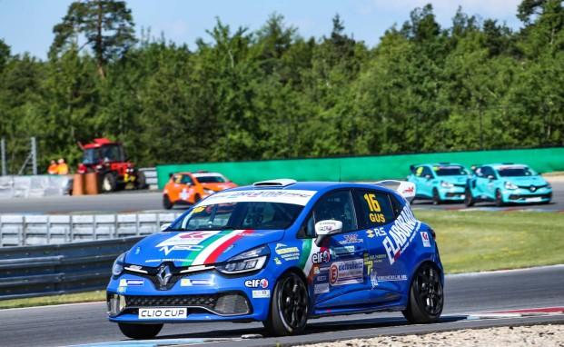 A Brno weekend super per Sandrucci che centra tre podi su tre, grande prova di Nardilli e Ferraro