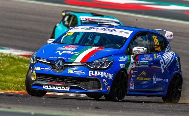 Melatini Racing a Misano per difendere il primato nella classifica della Clio Cup Italia