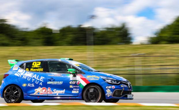 Il team Melatini Racing torna in pista per preparare la seconda parte della stagione