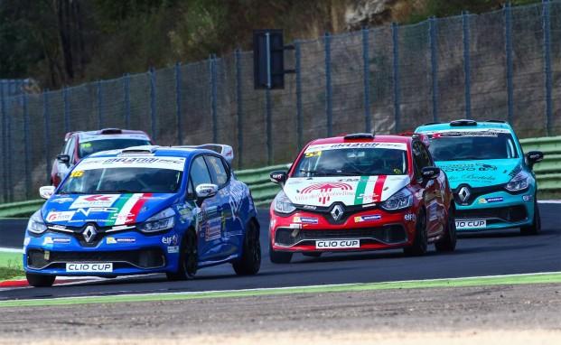 A Imola obiettivo titolo per il team Melatini Racing e Gustavo Sandrucci nella Clio Cup Italia