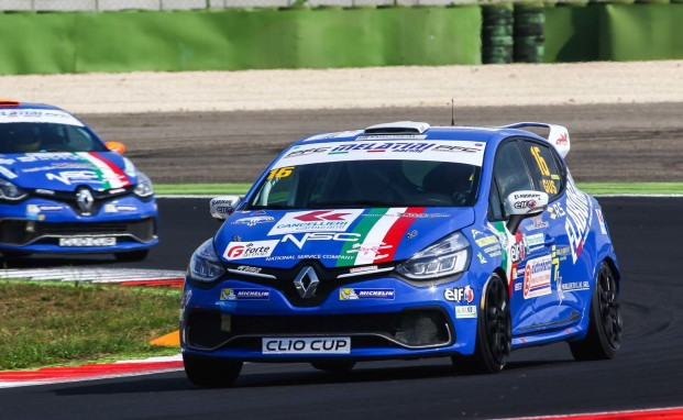 A Vallelunga Sandrucci completa un weekend straordinario e allunga in campionato