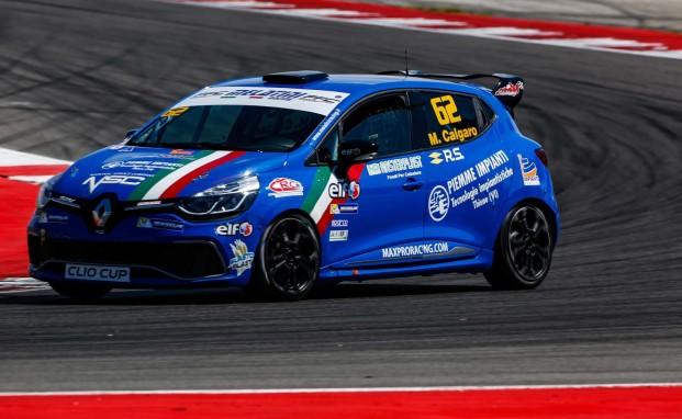 A Vallelunga il team Melatini Racing torna in pista per riprendere la leadership della Clio Cup Italia