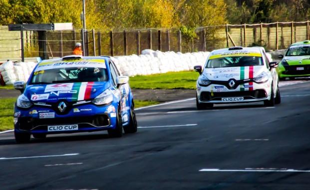 Il team Melatini Racing al top a Magione con Ciocca e Calgaro nella Supercup