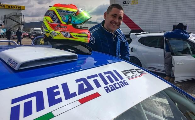 Ermes Della Pia si aggiunge al team Melatini Racing