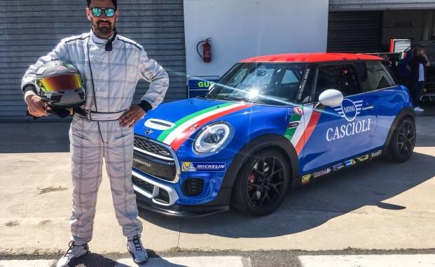 Melatini Racing pronto per il debutto nel MINI Challenge Italia