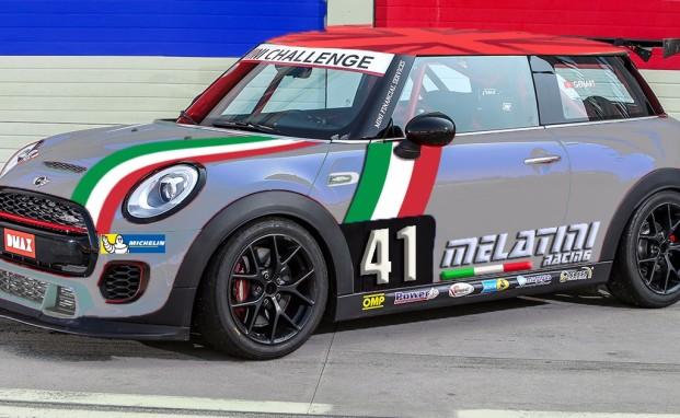 Melatini Racing raddoppia nel Mini Challenge Italia