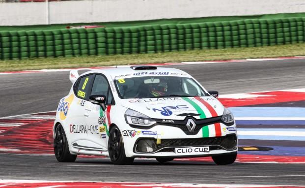 Clio Cup Italia: Melatini Racing cerca il podio a Vallelunga