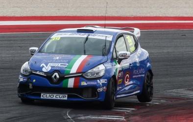 Melatini Racing raccoglie a Misano un quarto posto con Christian Mancinelli