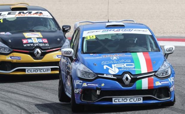 Terza fila a Misano per Melatini Racing con Christian Mancinelli