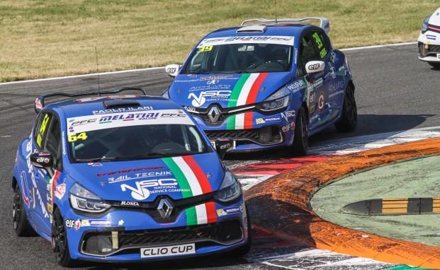 A Monza Max Ciocca rientra e centra i primi punti della stagione
