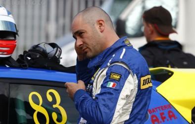 Simone Melatini torna al volante a Vallelunga nel MINI Challenge Italia