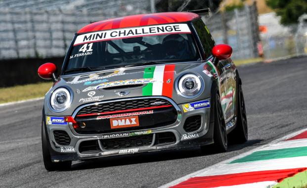 A Vallelunga si riaccende la sfida del MINI Challenge Italia