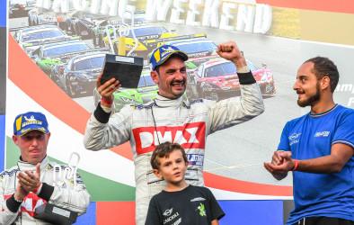 Pole, vittoria in Gara 1 e sempre più leadership per Gustavo Sandrucci