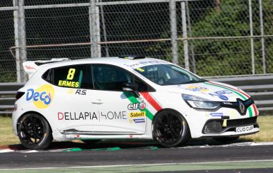 Clio Cup Italia: a Imola Melatini Racing punta tutto su Ermes Della Pia