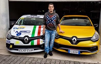 Nella Super Cup di Magione con Melatini Racing fa il suo debutto Alessandro Botticelli