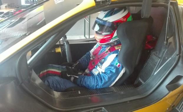 Simone Melatini di nuovo in pista: questo weekend impegno nella Super Cup di Magione con la RS 01