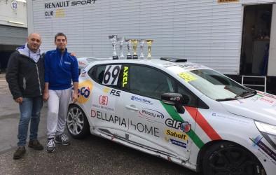 Super Cup a Magione: vittoria e podio assoluto di Melatini, Botticelli... debutto straordinario