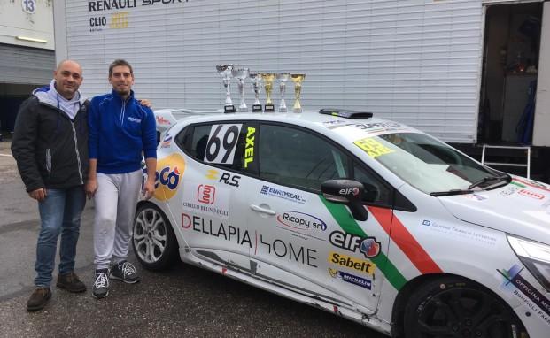 Super Cup a Magione: vittoria e podio assoluto di Melatini, Botticelli… debutto straordinario