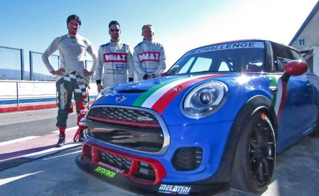 Melatini Racing torna in pista con le MINI del Challenge tricolore