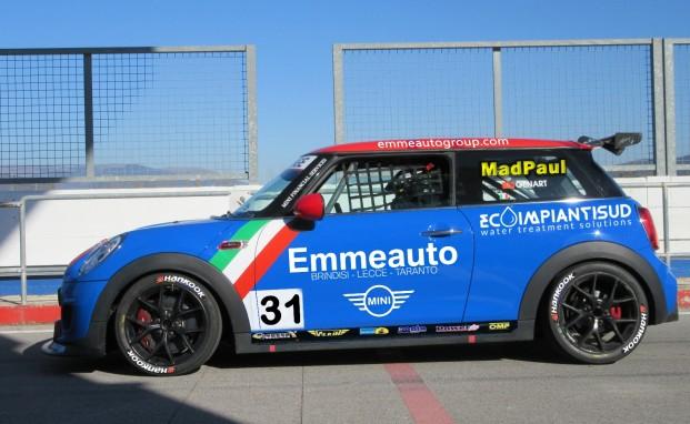 Nuovo arrivo in casa Melatini Racing che annuncia Paolo Maria Silvestrini