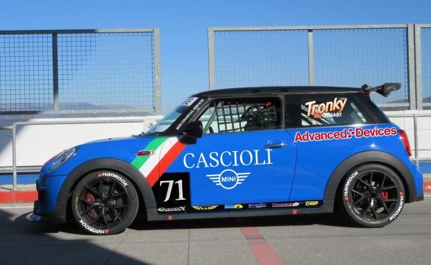 """Andrea Tronconi punta alla """"LITE"""" con Melatini Racing"""