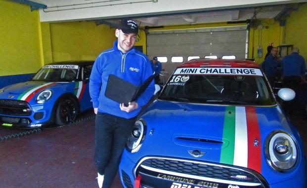 Melatini Racing scende in pista a Vallelunga e ufficializza come DS Ermes Della Pia
