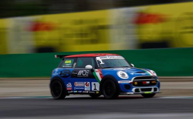 Due su tre per Melatini Racing nelle qualifiche di Monza