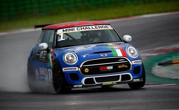A Misano prima pole della stagione per Sandrucci con Melatini Racing