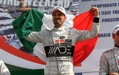Gustavo Sandrucci e Melatini Racing insieme campioni del MINI Challenge Italia per il secondo anno di fila