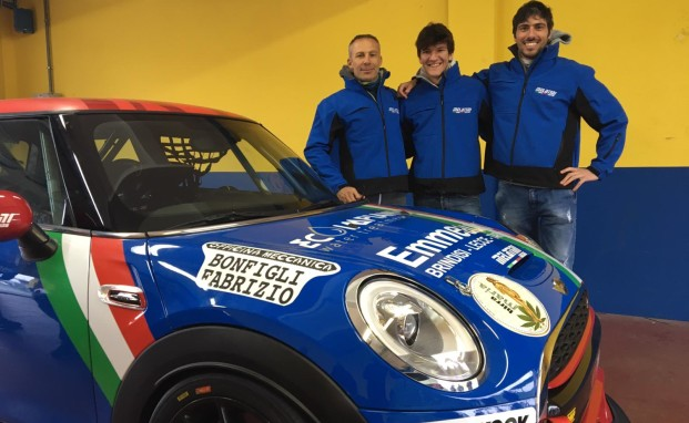 Melatini Racing in pista a Vallelunga per i primi test 2020