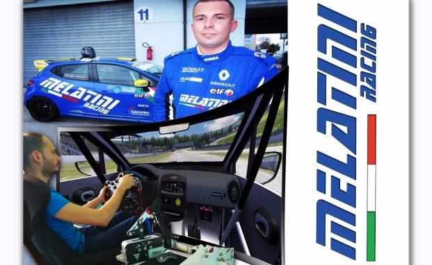 Melatini Racing oltre la realtà: il team marchigiano al via della Clio Cup Italia eSport Series