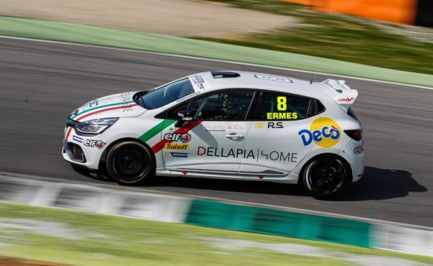 Melatini Racing fa il suo rientro nella Clio Cup Italia con Ermes Della Pia
