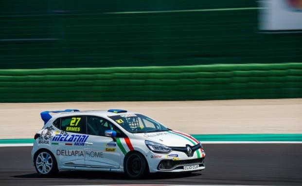 Clio Cup Italia: Melatini Racing pronto per il weekend di Vallelunga