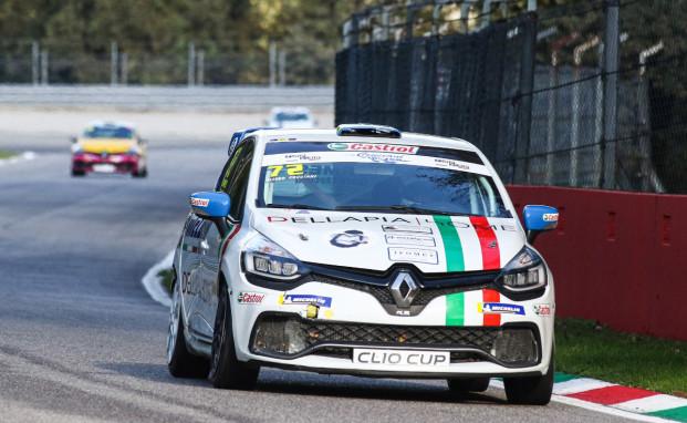 A Monza Sandrucci torna sul podio della Clio Cup Italia